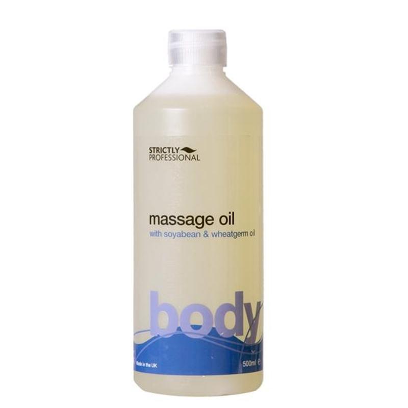 Massage Oil 500ml Image 1
