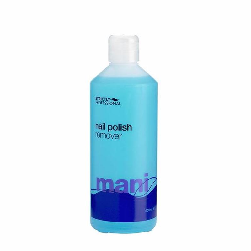 Nail Polish Remover 500ml Image 1