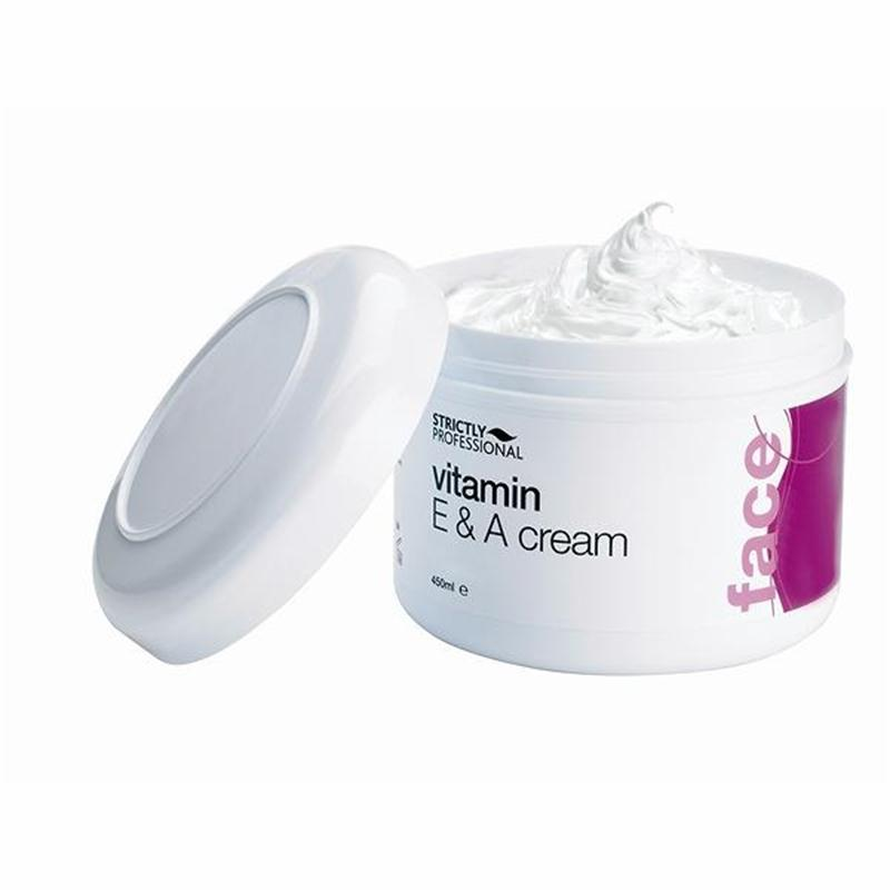 Vitamin E & A Cream 450ml Image 1