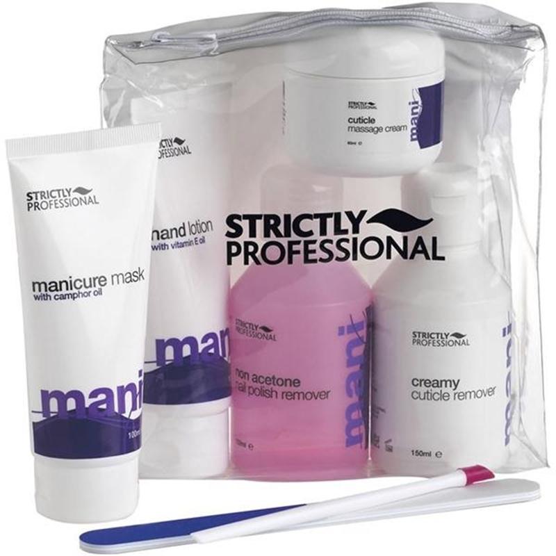 Natural Manicure Starter Kit Image 1