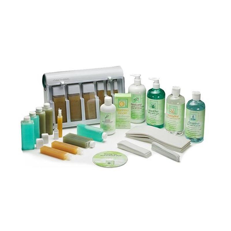 Clean & Easy Waxing Spa Kit Thumbnail Image 0