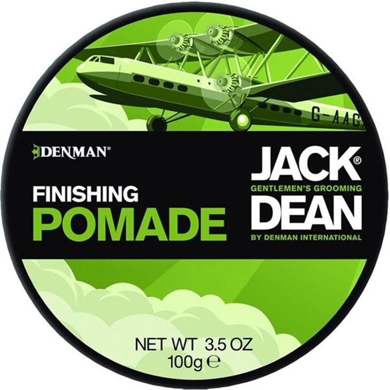 Jack Dean Finishing Pomade 100ml Image 1