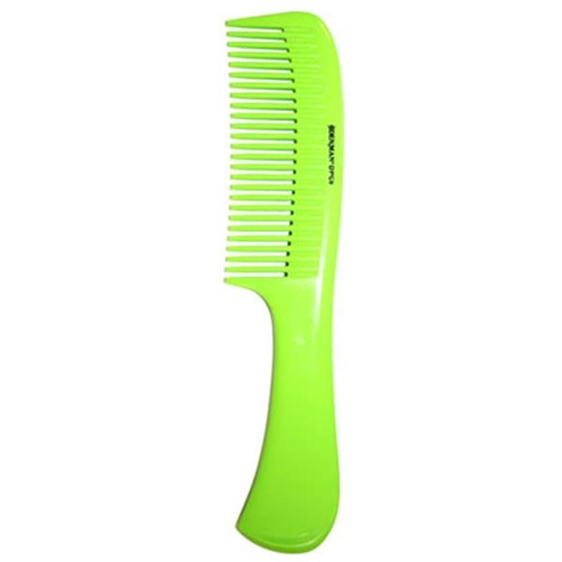 DPC6 Precision Rake Comb Neon Lime Image 1