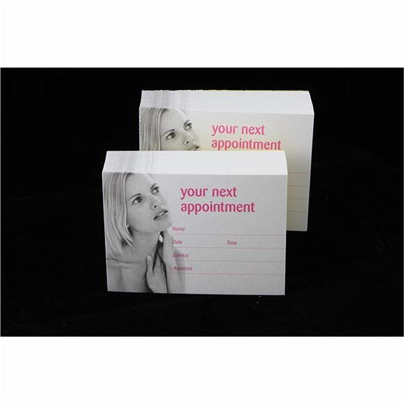 Appointment Cards Pack Of 2 Image 1