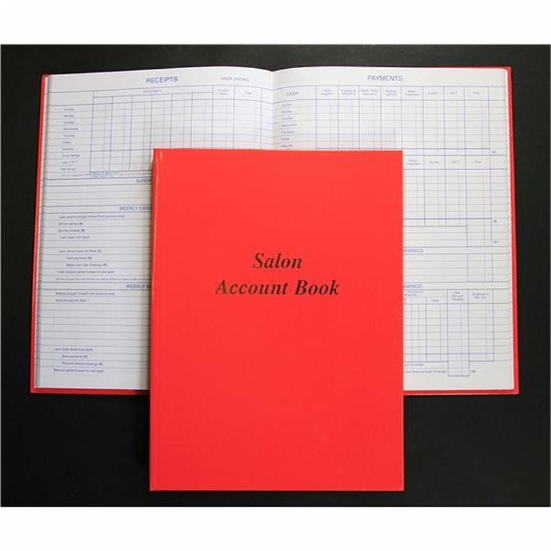 Account Book - Salon Image 1