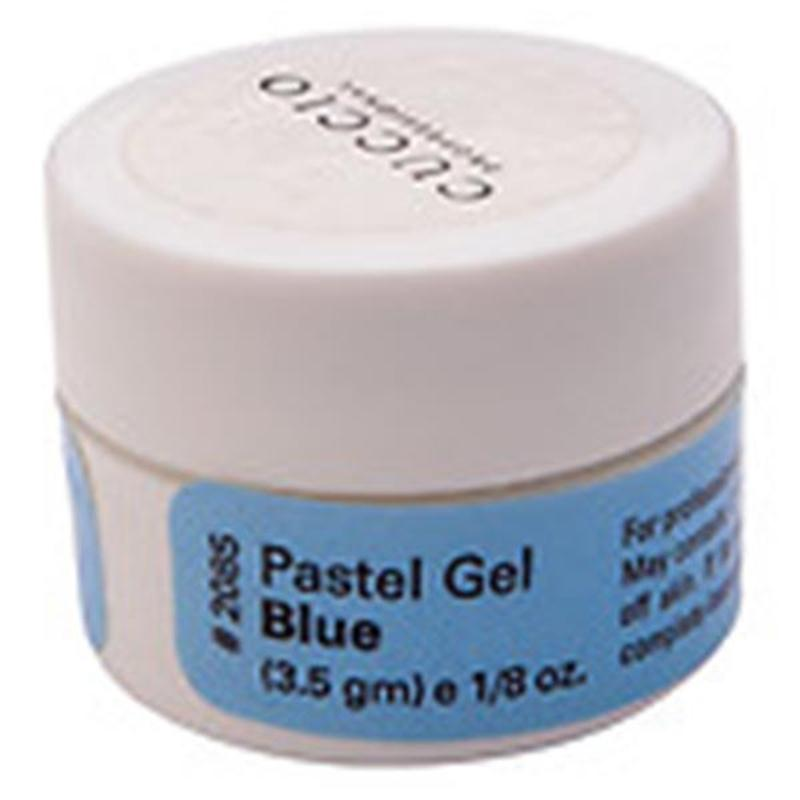 Cuccio Pastel Gel Blue Image 1