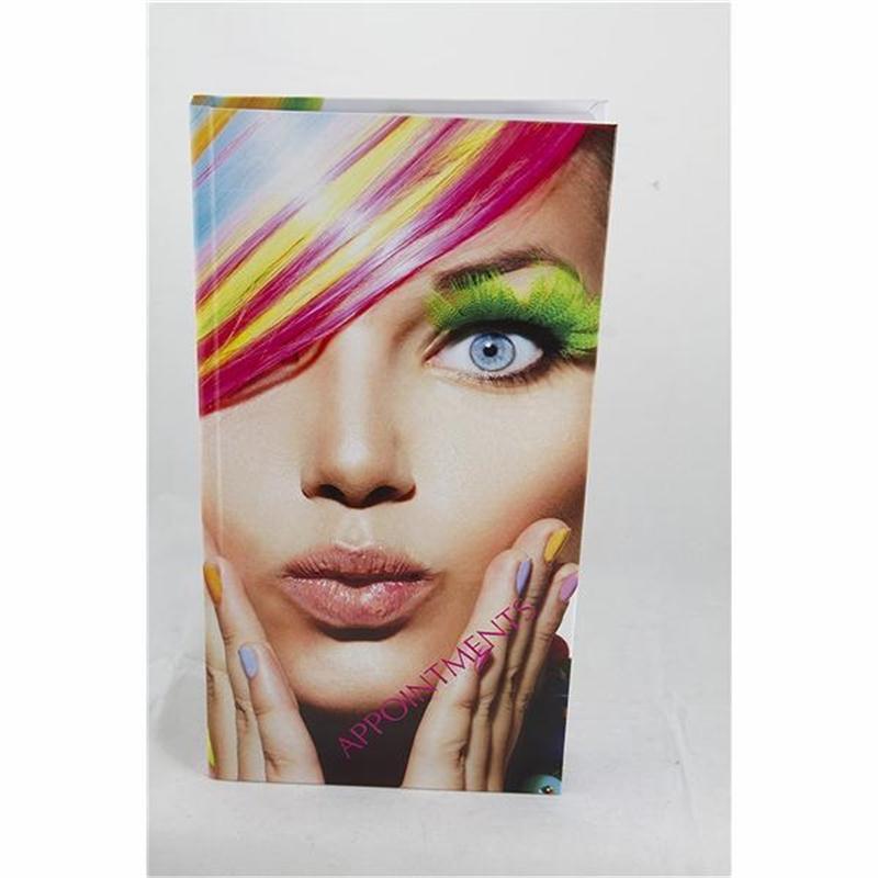 Appt Book Rainbow 3 Column Image 1