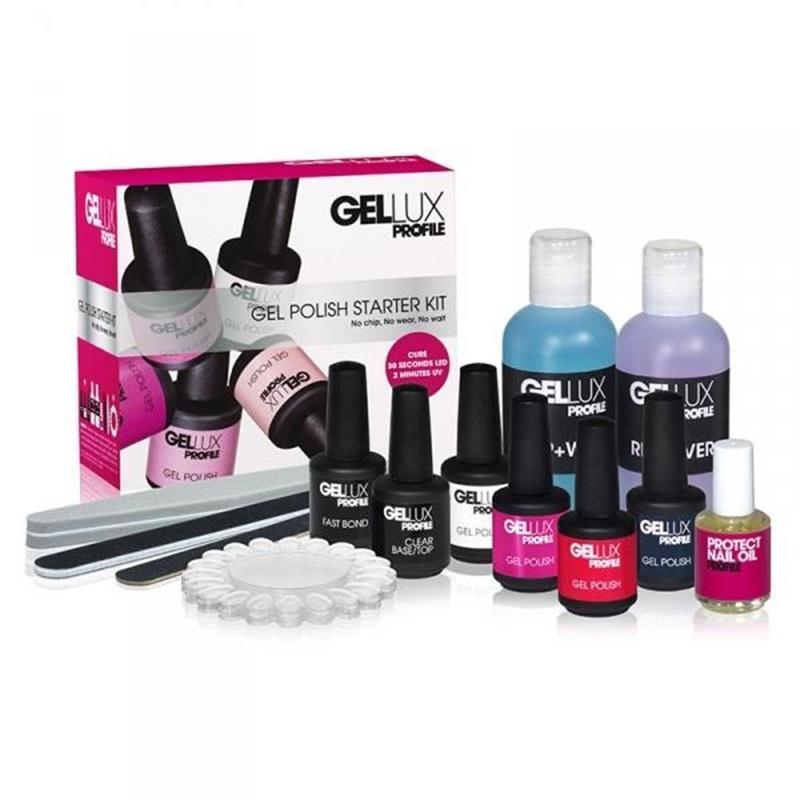 Gellux Gel Polish Kit Image 1
