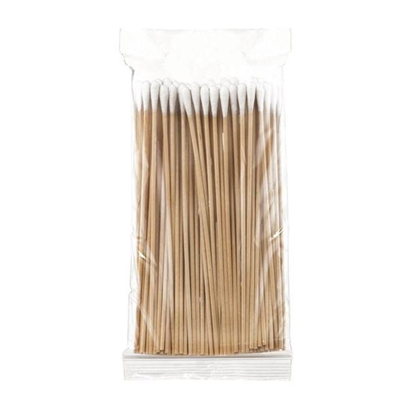 Wooden Cotton Buds Image 1