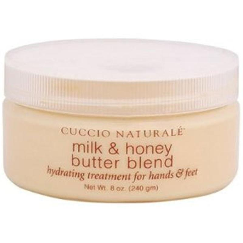 Milk And Honey Butter Blend 8oz Image 1
