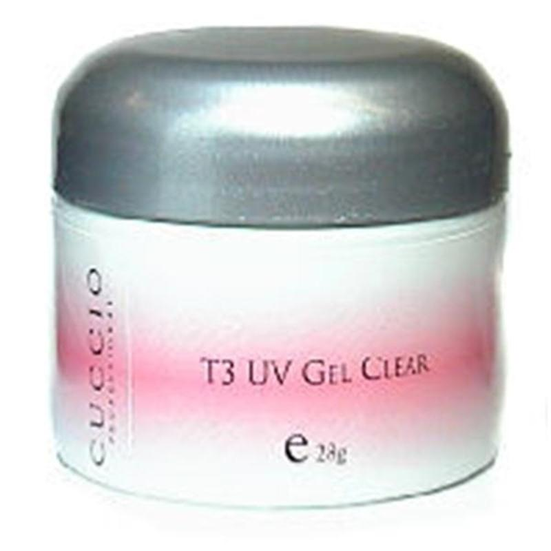 T3 UV Gel Clear 28gm Image 1