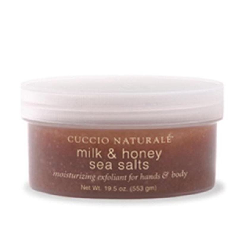 Milk & Honey Sea Salts 8oz Image 1