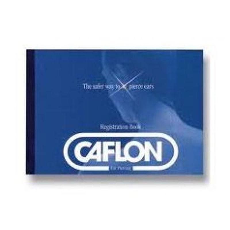 Caflon Registration Book Image 1
