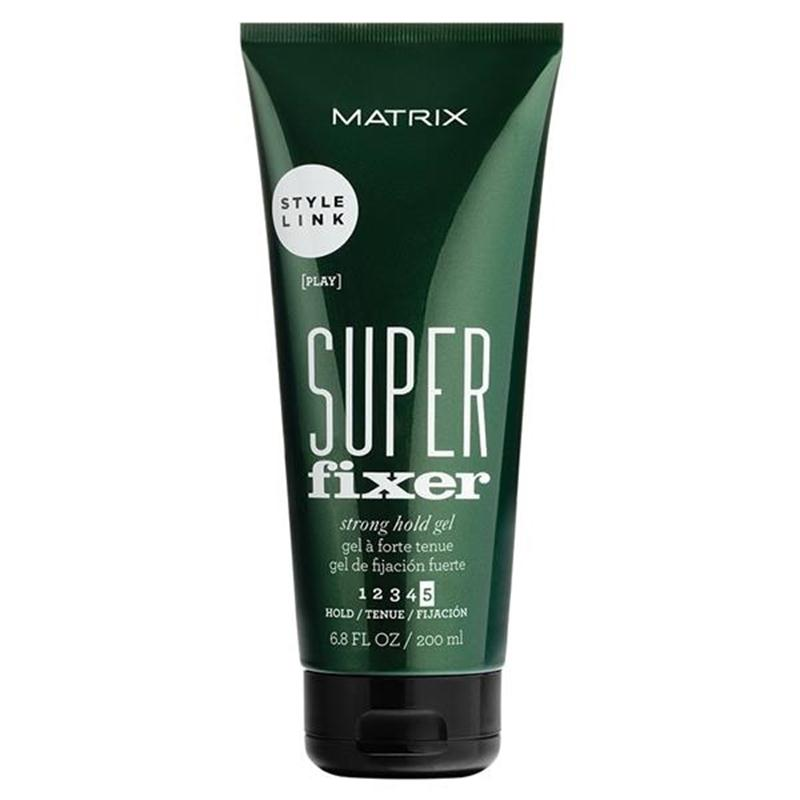Style Link Super Fixer Strong Gel 200ml Image 1
