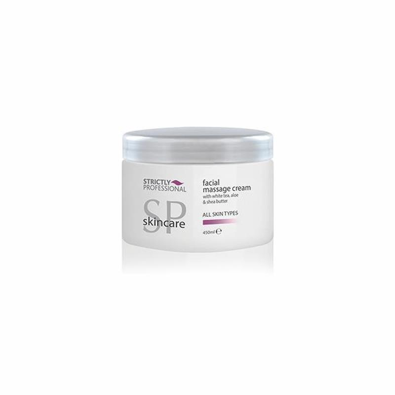 Facial Massage Cream 450ml Image 1