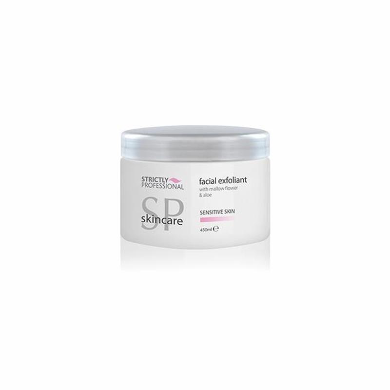 Facial Exfoliant Sensitive Skin 450ml Image 1