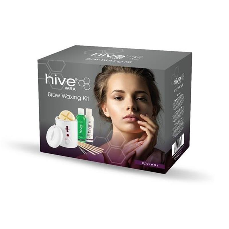 Hive Brow Waxing Kit Image 1