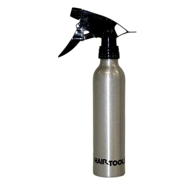 Aluminium Silver Water Spray Can 250ml Image 1
