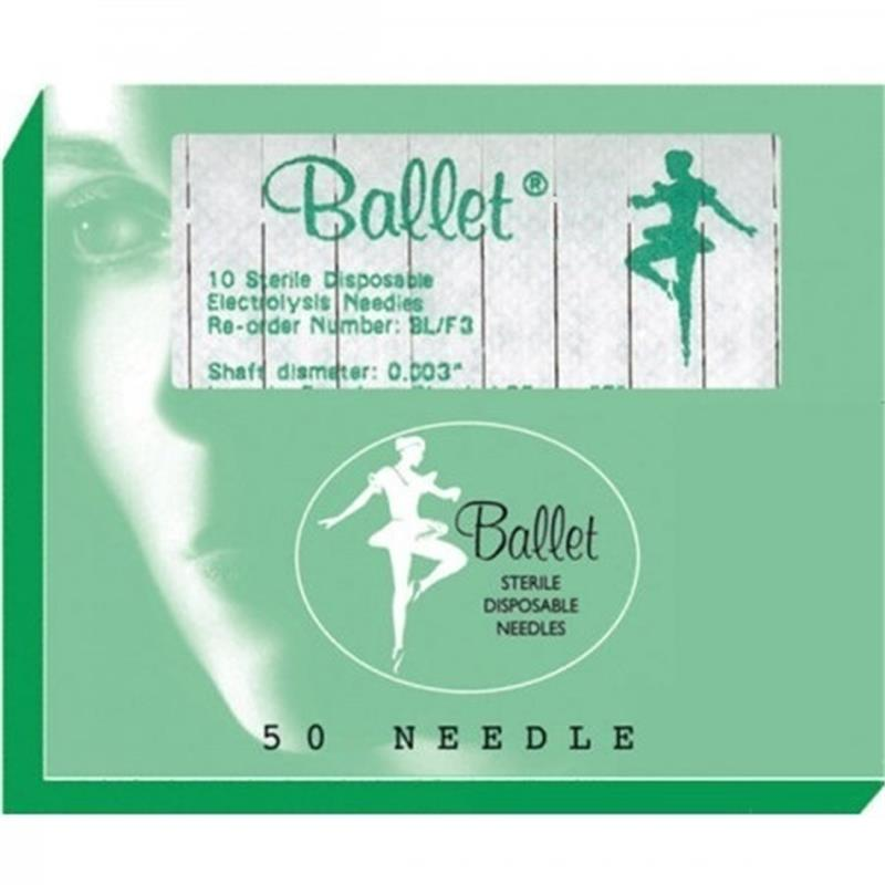 002 Ballet Needles Stainless Steel Image 1