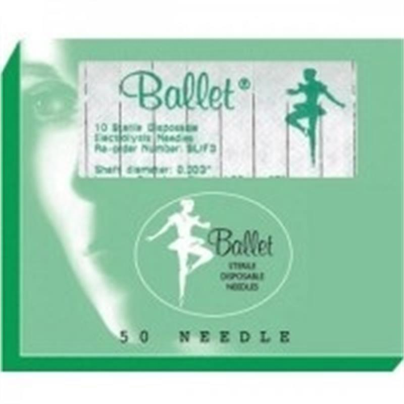 004 Ballet Needles Stainless Steel Image 1