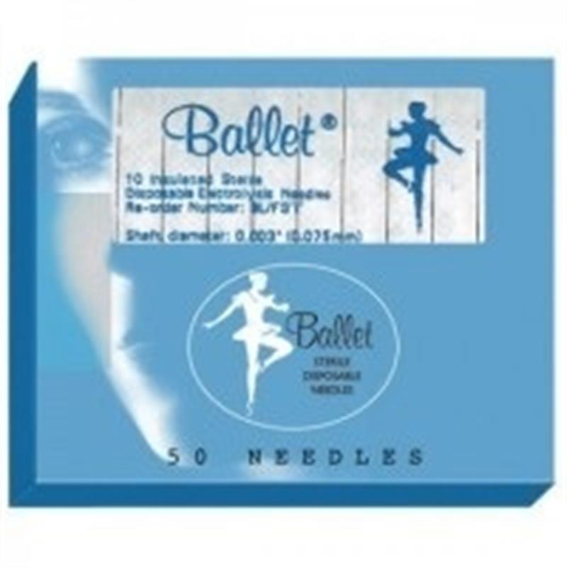 002 Ballet Insuated N2 Needles Image 1