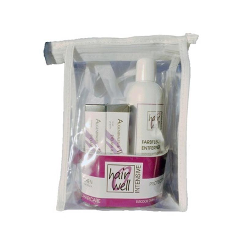 Hairwell Eye Lash Tint Kit  Image 1