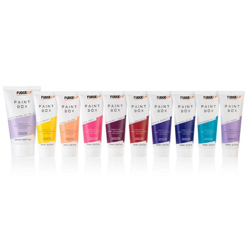 Fudge Paintbox semi-permanenet colour Image 1