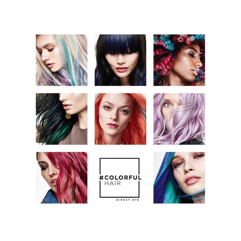 #COLORFULHAIR Thumbnail Image 1