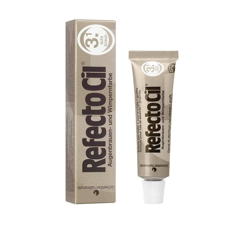 Refectocil Light Brown Tint Image 1