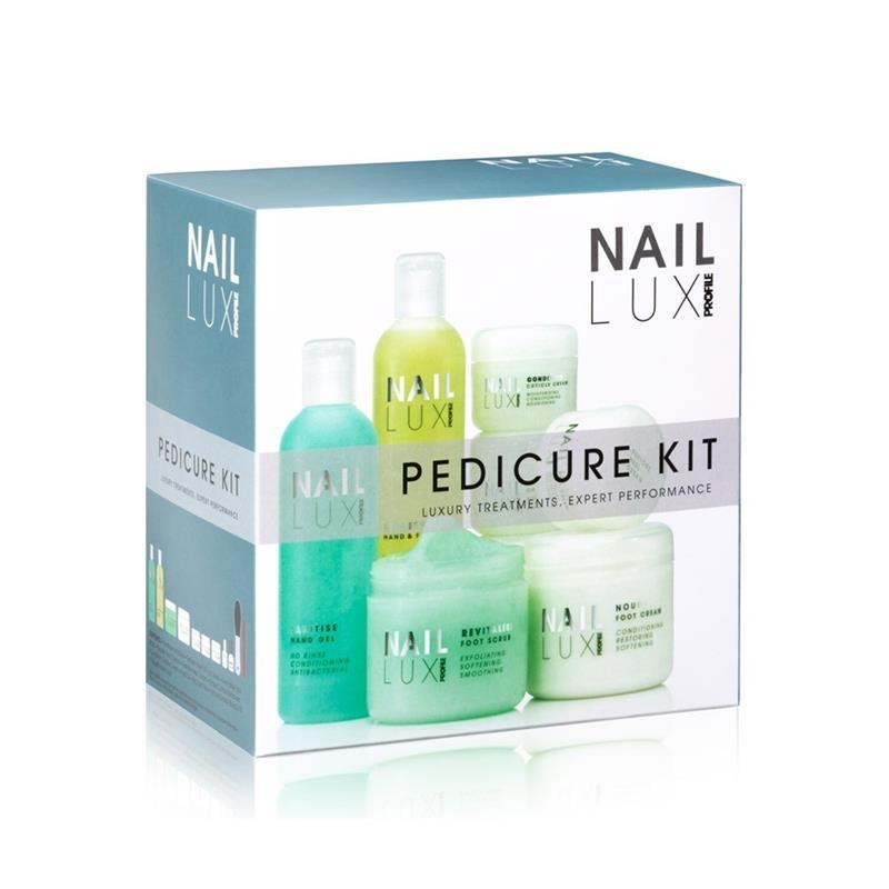 NailLUX Pedicure Kit Thumbnail Image 0