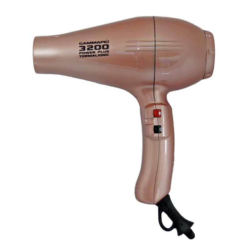 Gamma Piu 3200 Rose Gold Hair Dryer  Image 1