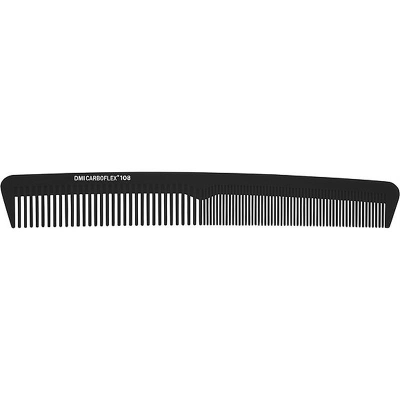 Carbon Flex Comb - Cutting Comb Black Image 1
