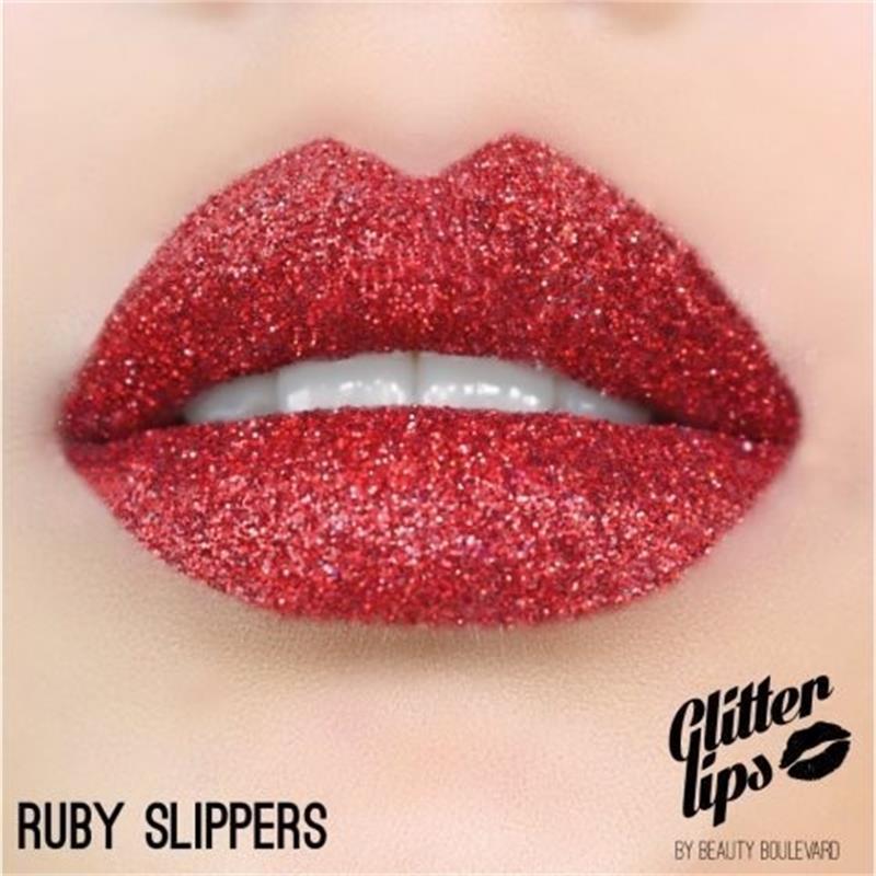Ruby Slippers Glitter Lips Thumbnail Image 1
