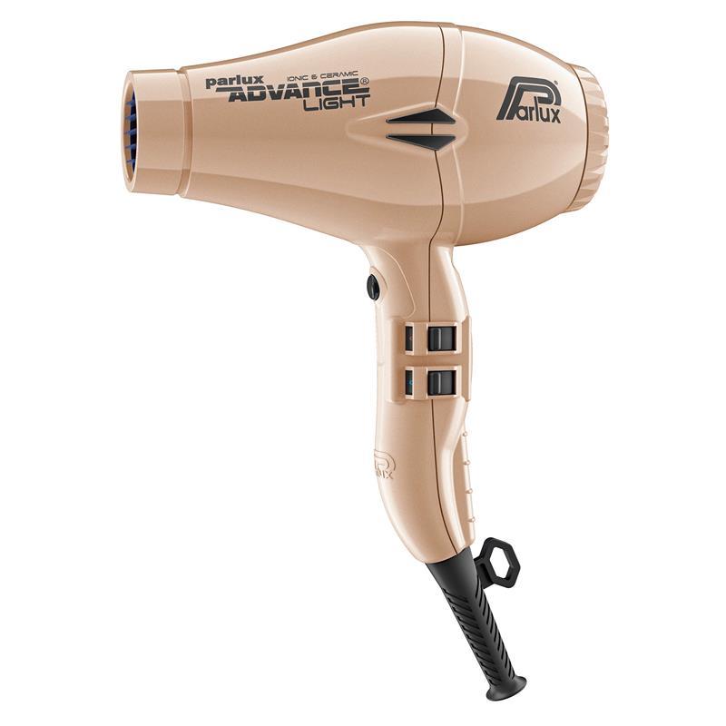 Parlux Advance Light Rose Gold Hair Dryer 2200w  Thumbnail Image 0
