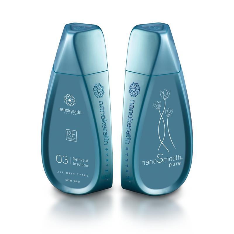Nanokeratin System Reinvent Insulator All Hair Types 320ml Thumbnail Image 0