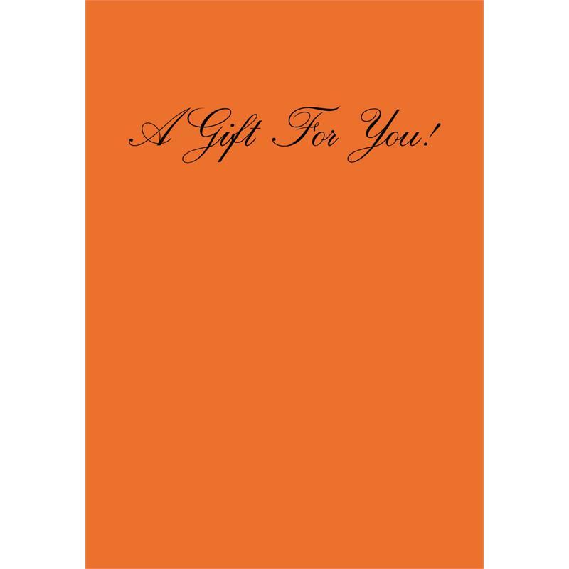 Gift Vouchers Orange Thumbnail Image 0