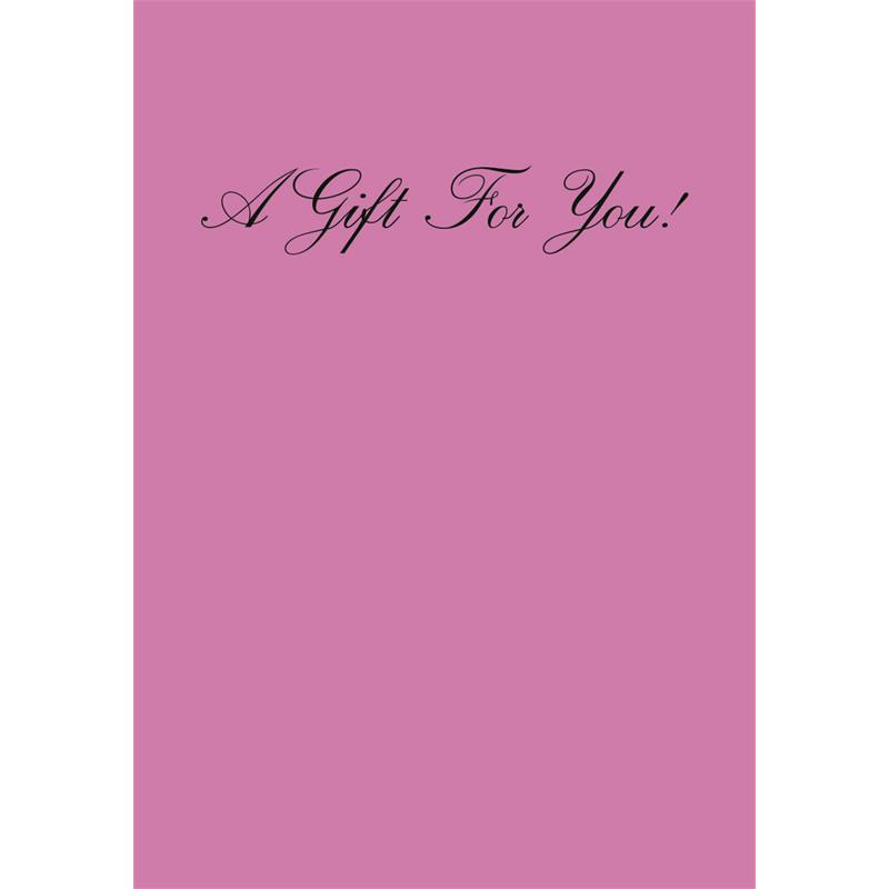 Gift Vouchers Pink Thumbnail Image 0