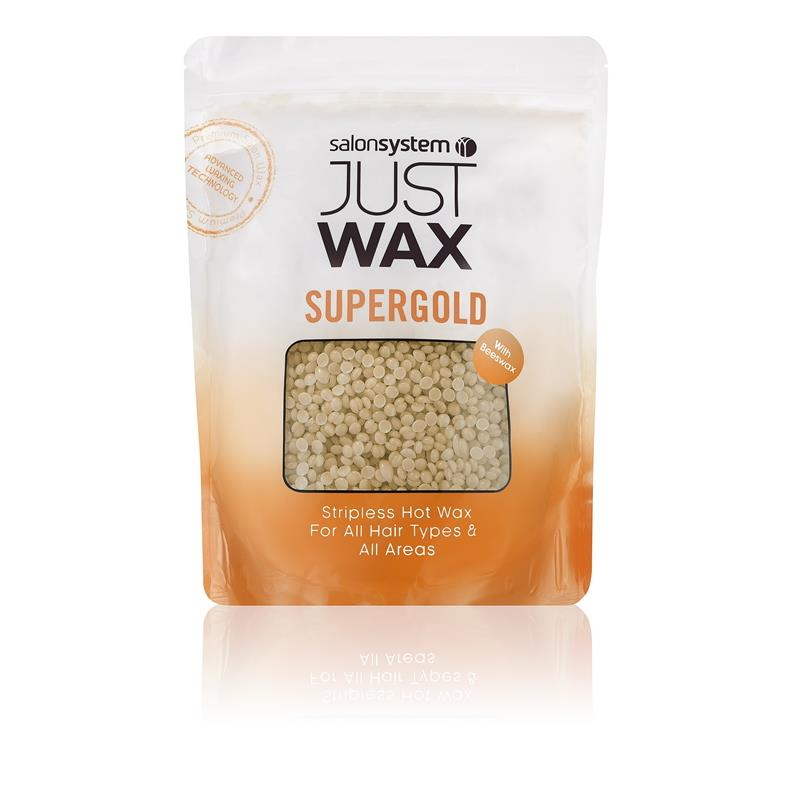 Just Wax Supergold 700g Image 1