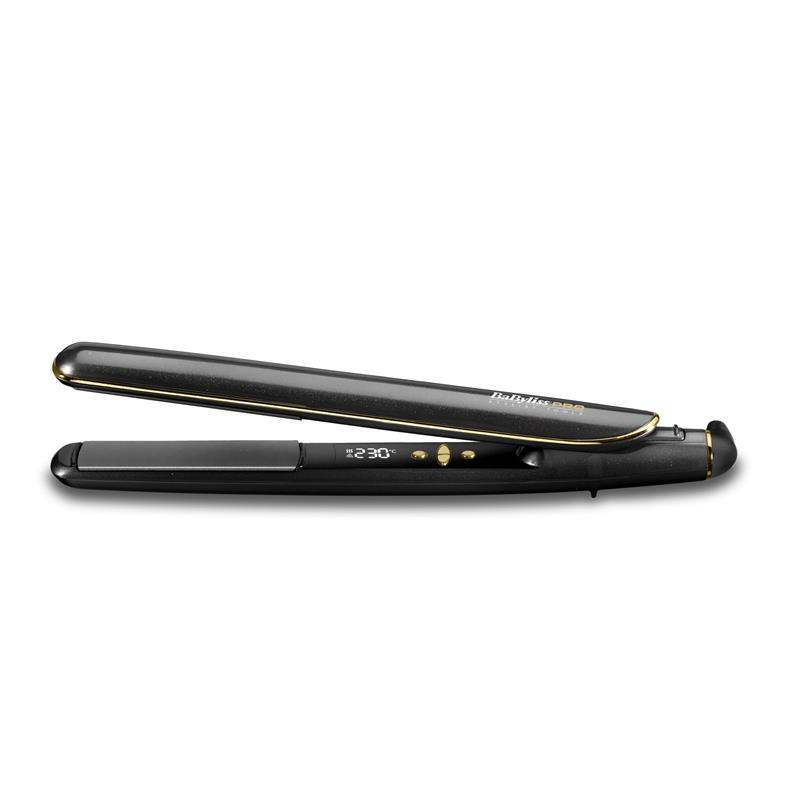 Keratin Lustre Straightener Black Shimme Image 1