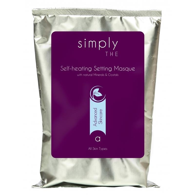 Self Heating Setting Masque 200g Image 1