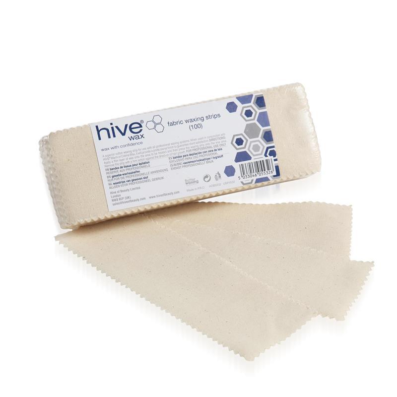 Fabric Waxing Strips 100 Pk Thumbnail Image 0