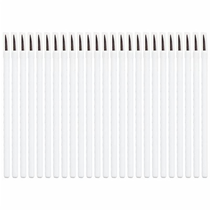Disposable Eyeliner Brushes 25 Pk Image 1