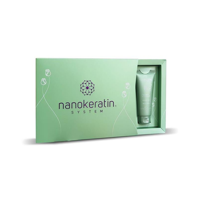 NanoKeratin Refine Home Care Kit  Image 1