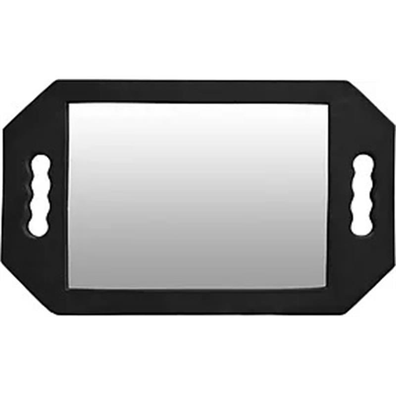 Kodo Foam Two-Handed Mirror Black Image 1