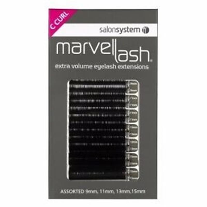 Marvel Lash Extra Vol Silky Lash C Curl Image 1