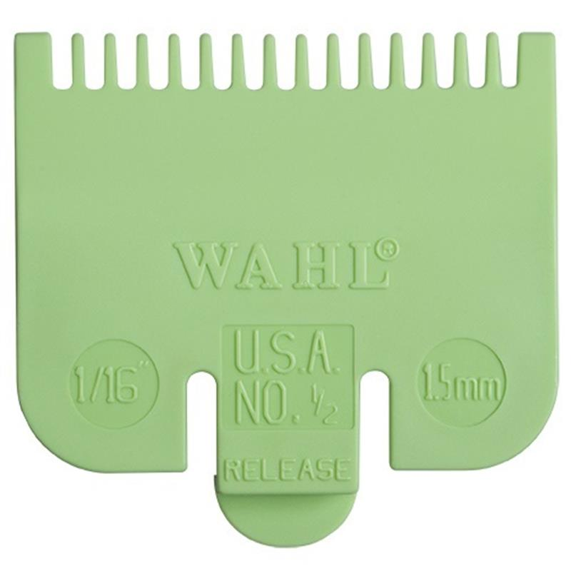 Snap On Lime Green 1/2 Comb Image 1