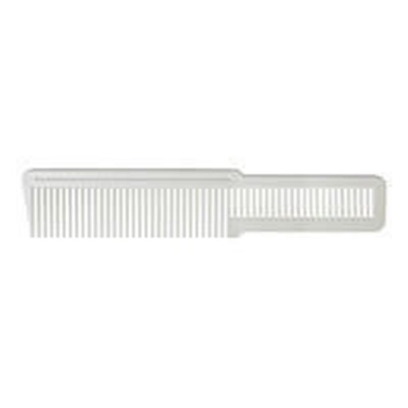 Flat Top White Comb Image 1
