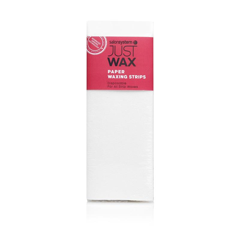 Just Wax Paper Strips  Image 1