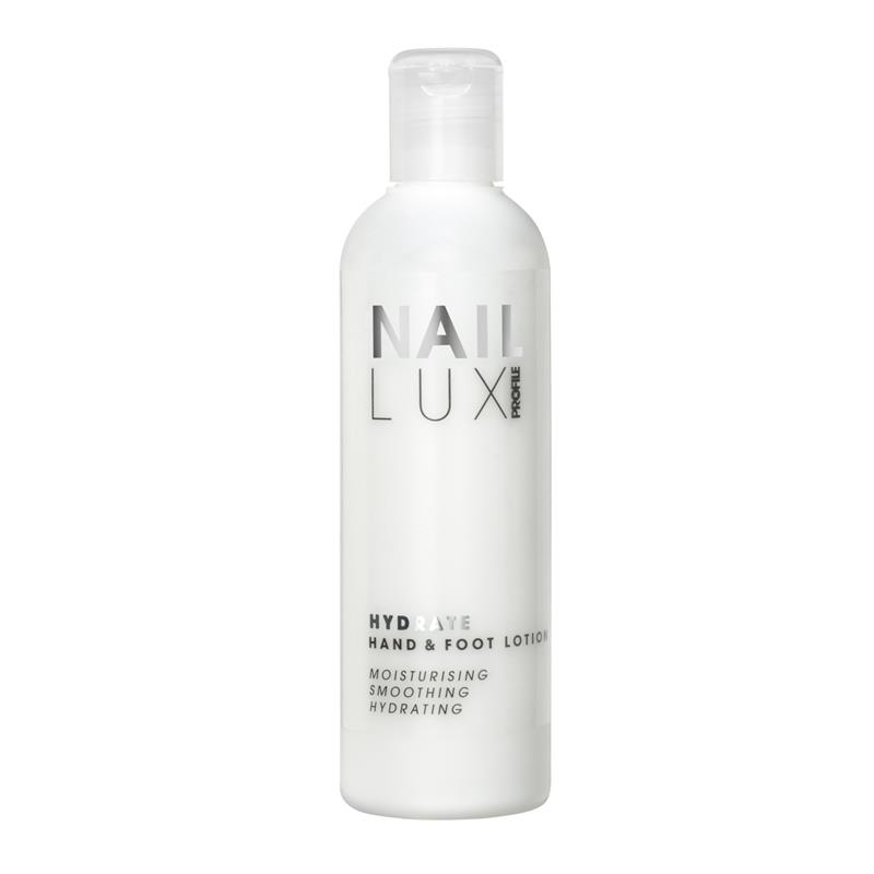 NailLUX Hydrate Hand & Foot Lotion 250ml Image 1