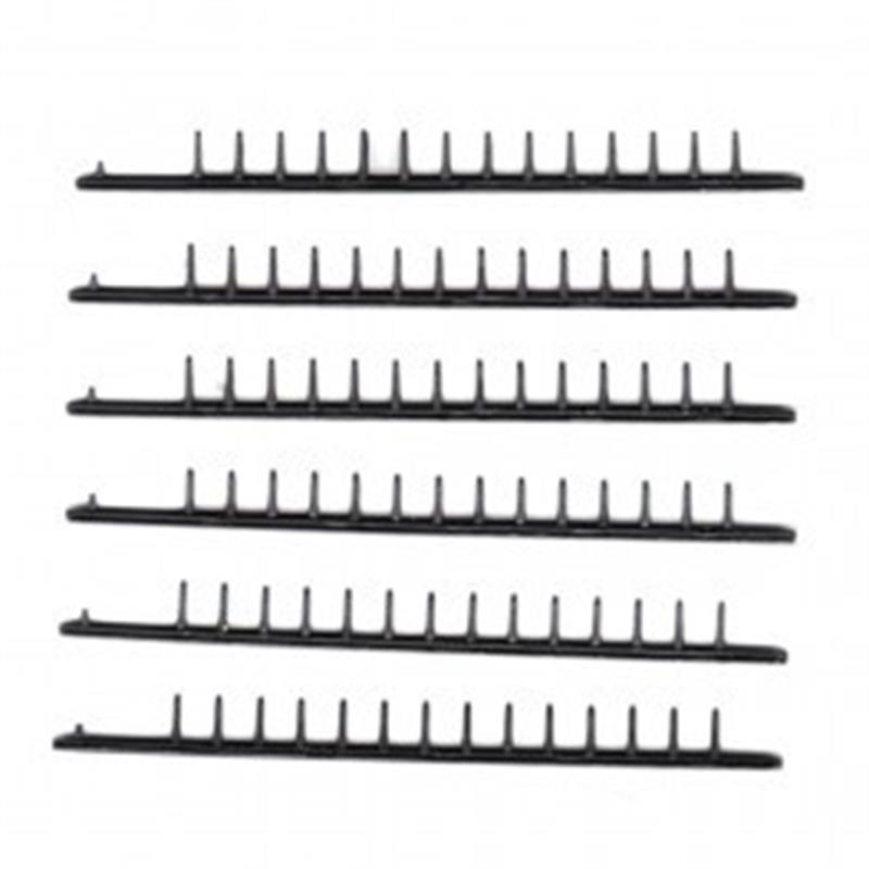 Hair Tools Replacement Hot Brush Teeth Image 1